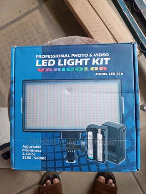 LED416 Video Light Kit | Accessories & Supplies for Electronics for sale in Rivers State, Port-Harcourt