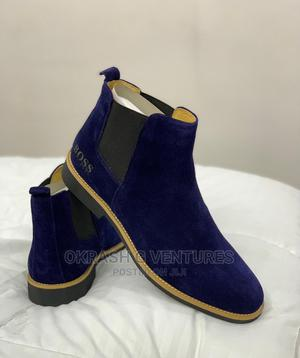 Boss Ankle Suede Shoe for Men's | Shoes for sale in Lagos State, Lagos Island (Eko)