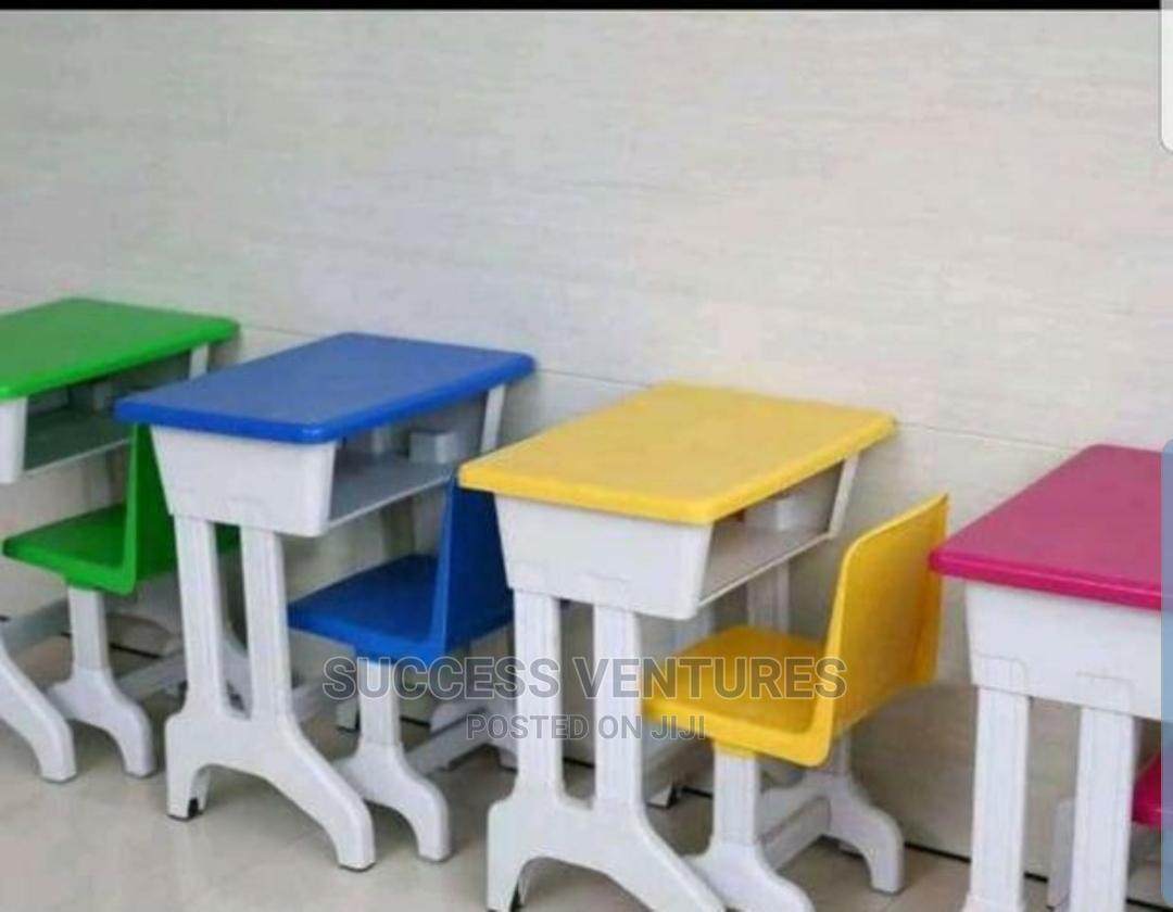 Children School Table and Chairs
