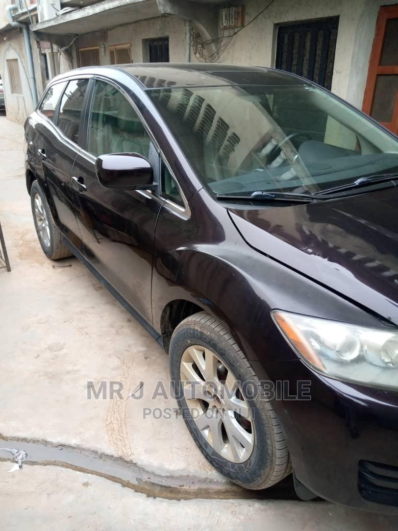 Mazda CX-7 2008 2.3 Black