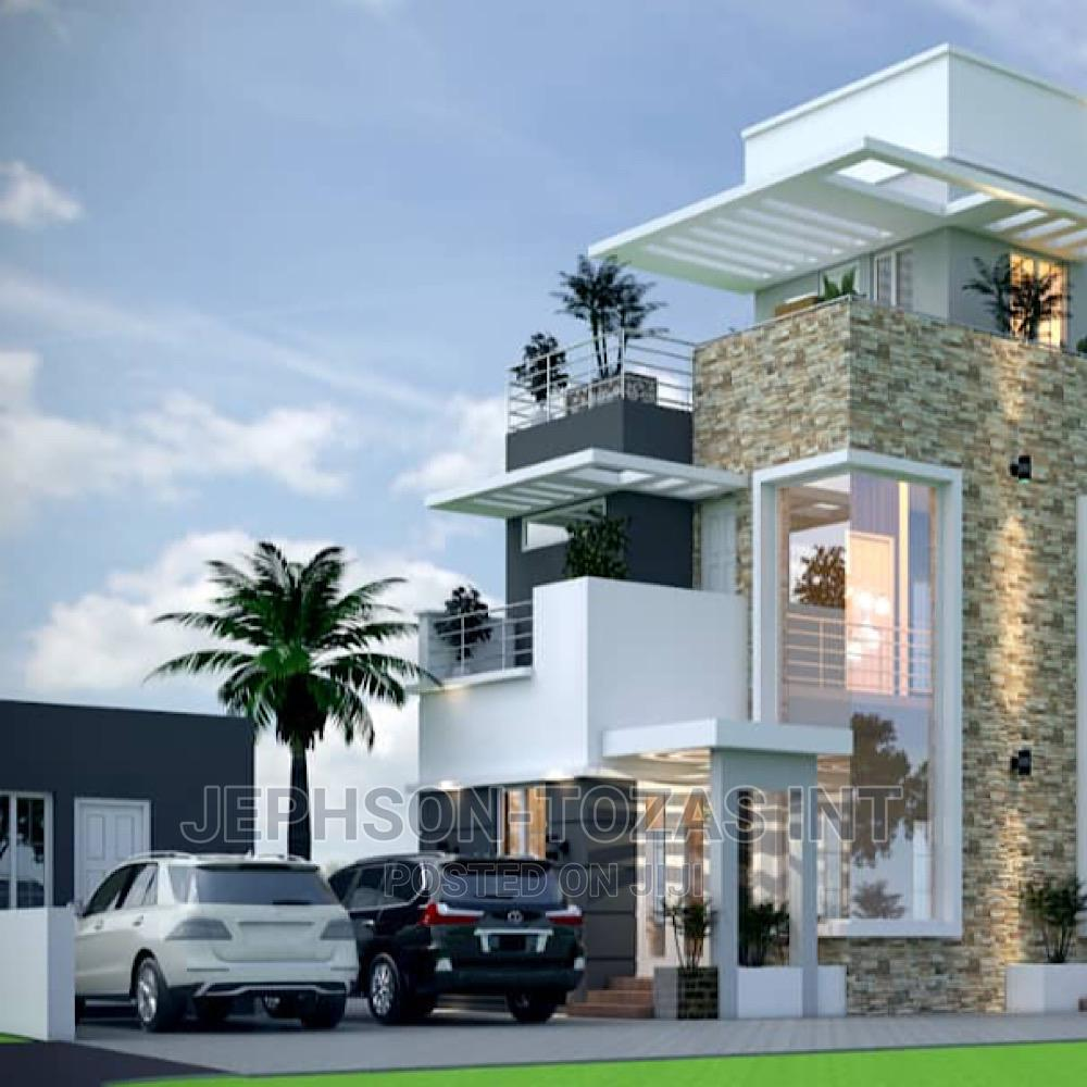 Tastefully Finished 5b/Room Duplex With Bq for Sale   Houses & Apartments For Sale for sale in Ikeja, Lagos State, Nigeria