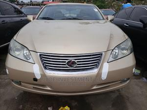Lexus ES 2008 350 Gold   Cars for sale in Lagos State, Apapa