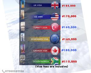 Visa Processing.   Travel Agents & Tours for sale in Lagos State, Yaba