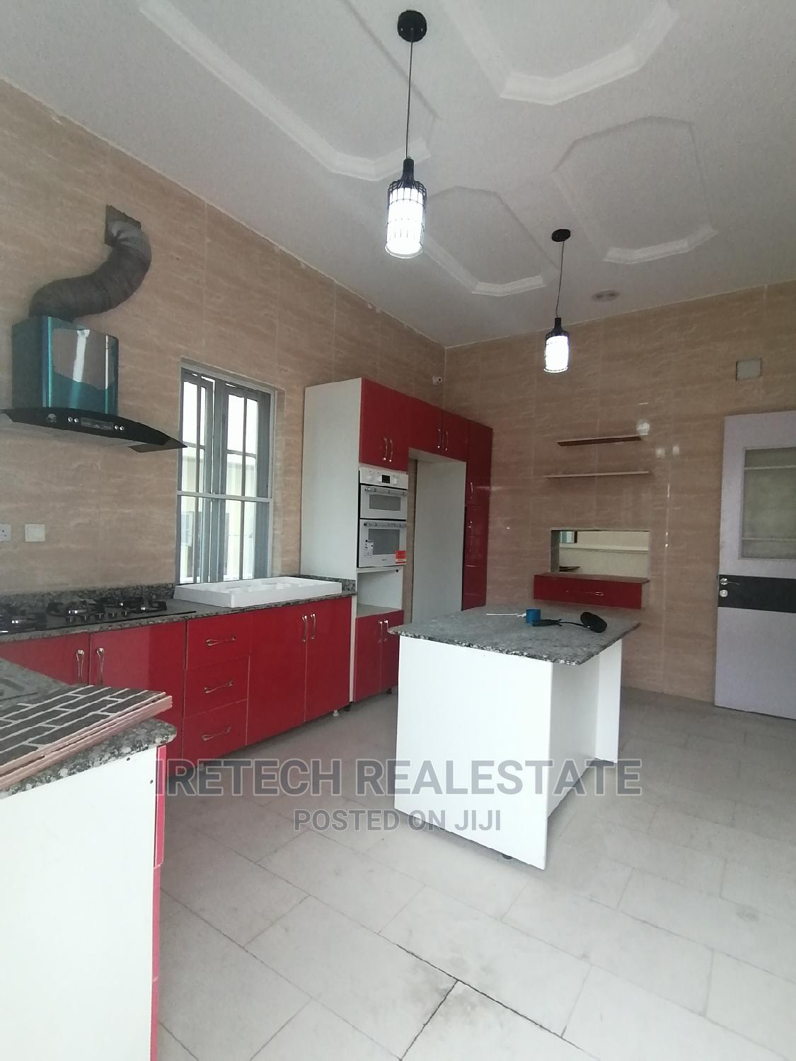 4 Bedroom Fully Detached Duplex With a Room Bq for Sale | Houses & Apartments For Sale for sale in Lekki, Lagos State, Nigeria