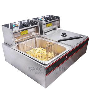 Double Deep Fryers Table Top | Restaurant & Catering Equipment for sale in Lagos State, Ojo