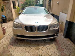 BMW 7 Series 2012 Gold   Cars for sale in Lagos State, Ikeja
