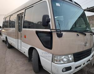 Tokunbo 2012 Toyota Coaster Bus   Buses & Microbuses for sale in Lagos State, Ikeja