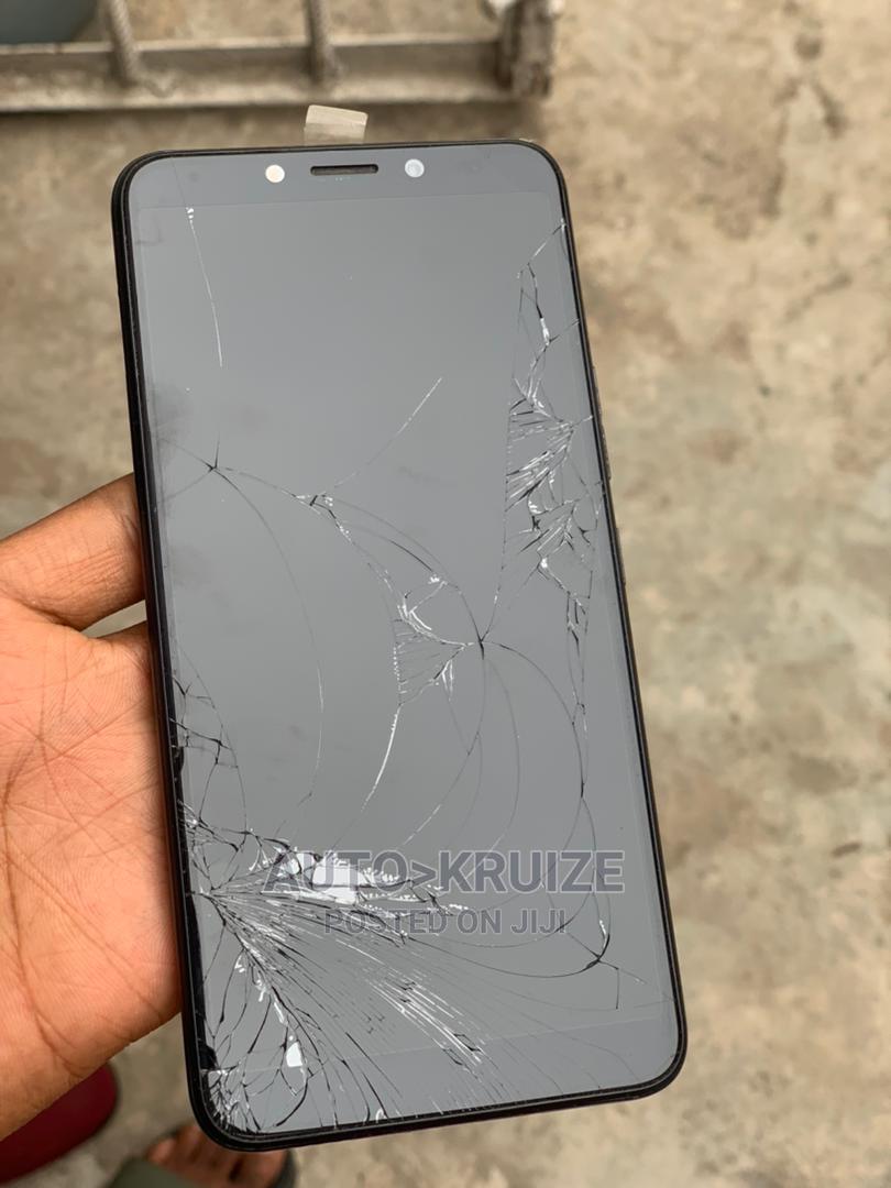 Tecno Pouvoir 2 Pro 16 GB Black   Mobile Phones for sale in Alimosho, Lagos State, Nigeria