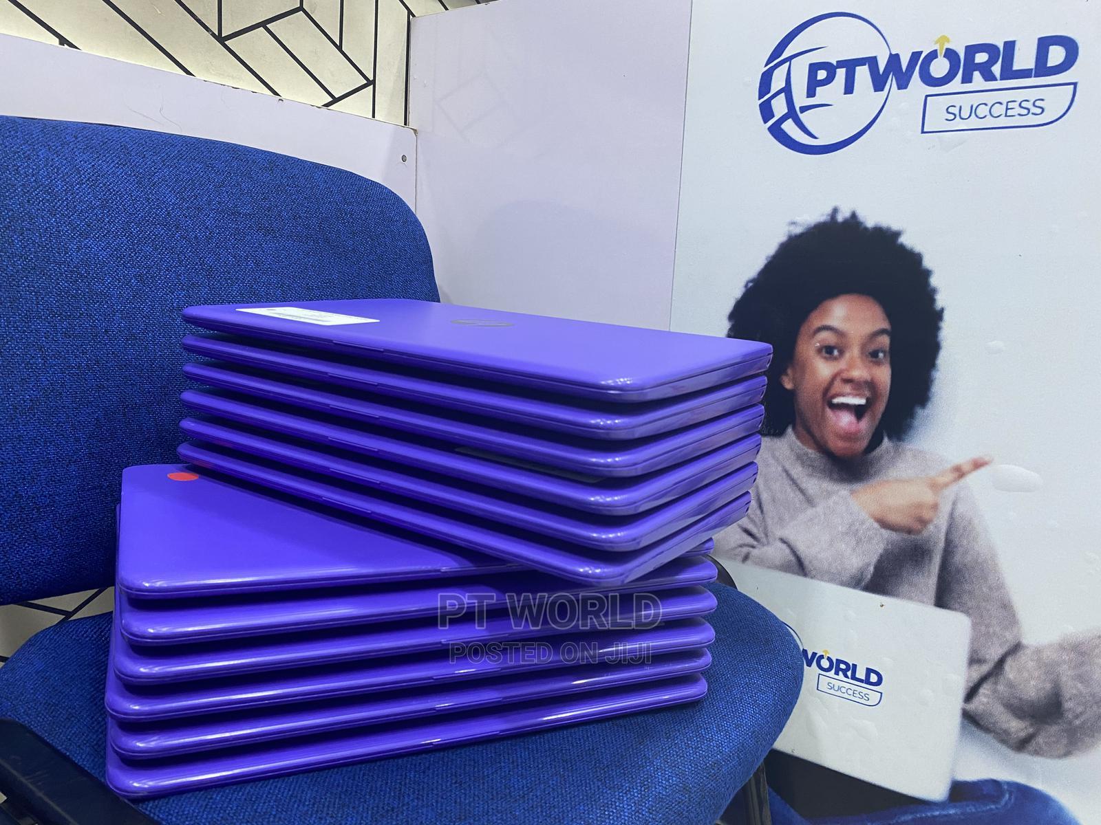 Laptop HP Stream 14 4GB Intel Celeron SSD 32GB | Laptops & Computers for sale in Ikeja, Lagos State, Nigeria