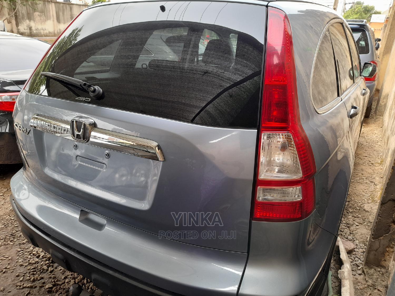 Honda CR-V 2007 EX Automatic Blue | Cars for sale in Ikeja, Lagos State, Nigeria