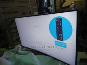 Samsung 49 Inch Curved Smart Tv | TV & DVD Equipment for sale in Lagos State, Ojo