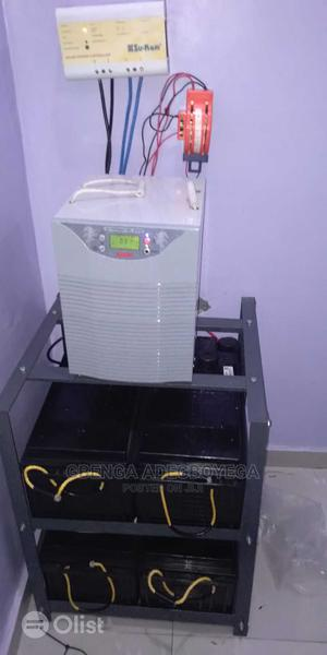 3.5kva 48v Inverter With Professional Installation   Electrical Equipment for sale in Lagos State, Ikeja
