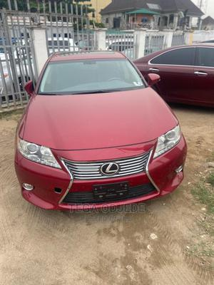 Lexus ES 2014 Red   Cars for sale in Lagos State, Amuwo-Odofin