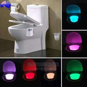 12pcs Motion Sensor Toilet Seat Light | Home Accessories for sale in Lagos State, Shomolu