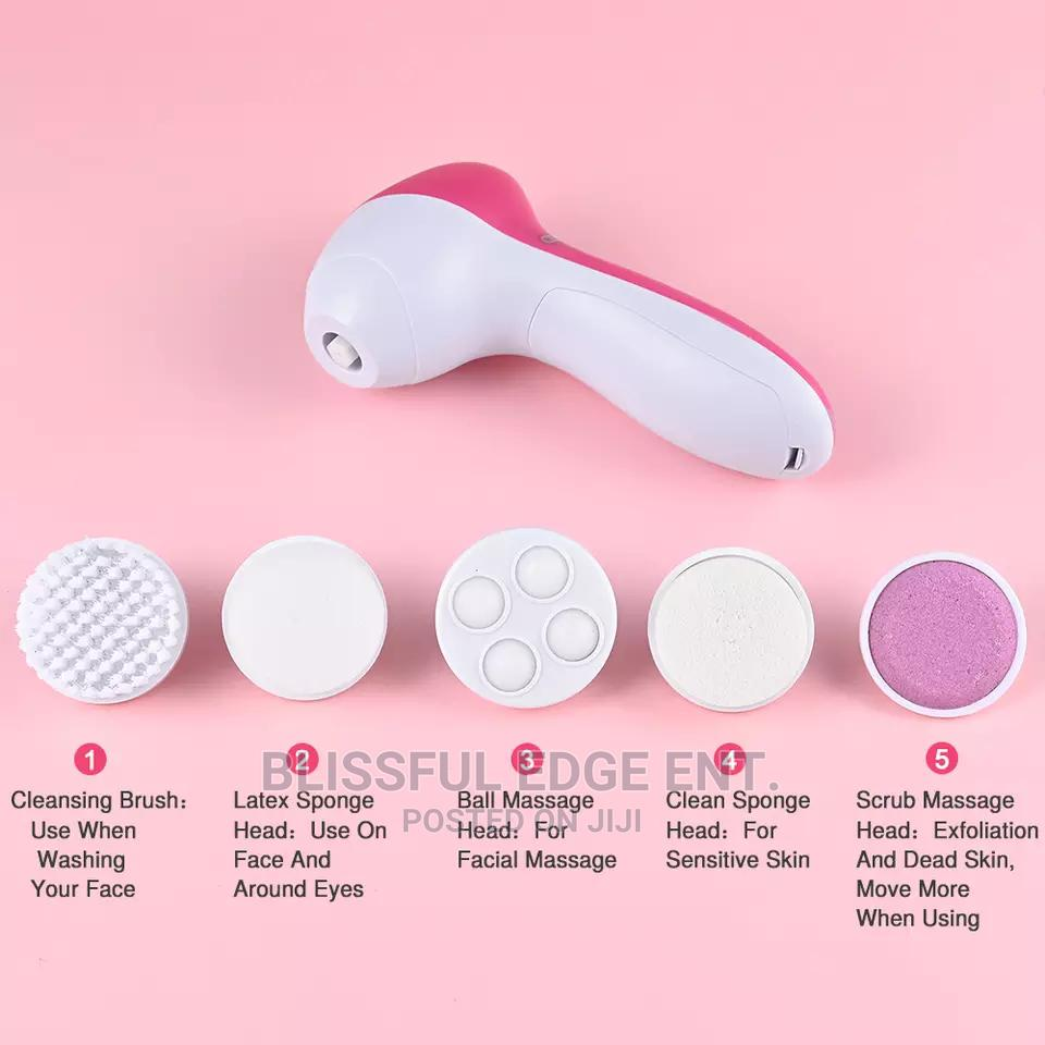 5 In 1 Facial Treatment Spa Brushes   Skin Care for sale in Ibadan, Oyo State, Nigeria