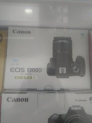 Canon Eos 1300d (Brand New)   Photo & Video Cameras for sale in Lagos State, Ikeja