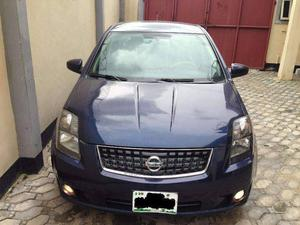 Nissan Sentra 2009 Blue   Cars for sale in Abuja (FCT) State, Apo District