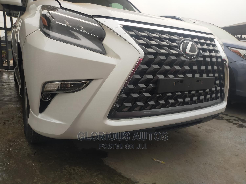 Lexus GX 2013 460 Premium White | Cars for sale in Isolo, Lagos State, Nigeria