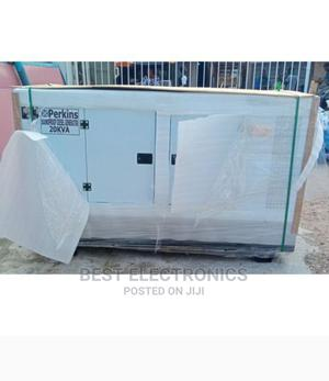 Perkins Soundproof Generator 20kva | Electrical Equipment for sale in Abuja (FCT) State, Gwarinpa