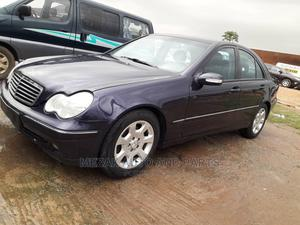 Mercedes-Benz C200 2002 Purple   Cars for sale in Lagos State, Alimosho