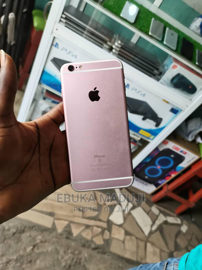 Archive: Apple iPhone 6s Plus 16 GB Gold