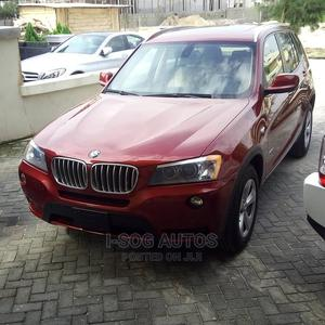 BMW X3 2011 Red | Cars for sale in Lagos State, Lekki