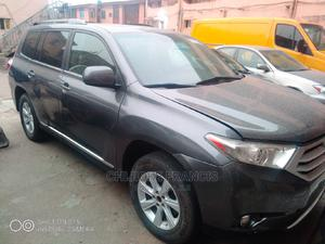 Toyota Highlander 2012 Limited Gray | Cars for sale in Lagos State, Ejigbo