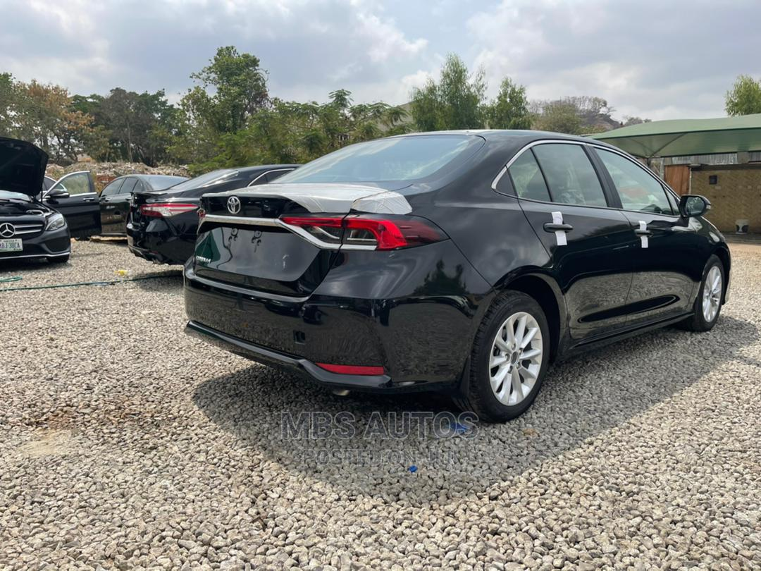 Archive: New Toyota Corolla 2021 Black