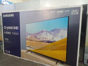 Samsung Crystal UHD Smart TV 55 Inches | TV & DVD Equipment for sale in Abuja (FCT) State, Wuse