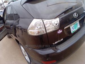 Lexus RX 2005 Black   Cars for sale in Lagos State, Ifako-Ijaiye