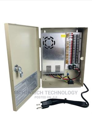 16 Channels Cctv Fused Power Box   Security & Surveillance for sale in Lagos State, Ikeja