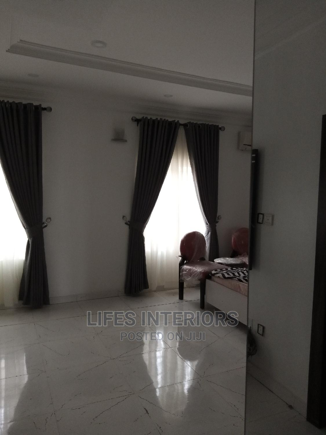 Quality and Beautiful Curtains | Home Accessories for sale in Surulere, Lagos State, Nigeria