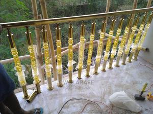 Crystal Handrail   Building Materials for sale in Lagos State, Gbagada