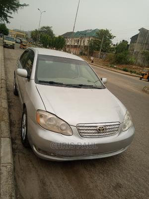 Toyota Corolla 2004 Silver   Cars for sale in Abuja (FCT) State, Gwarinpa