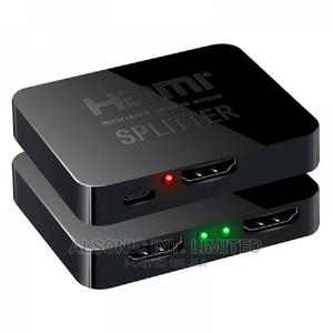 1080p 1X2 Hdmi Spliter 1 in 2 Out Amplifier Dual Display For | Computer Accessories  for sale in Abuja (FCT) State, Wuse