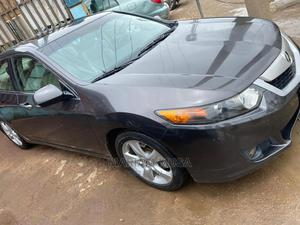 Acura TSX 2009 Automatic Gray   Cars for sale in Lagos State, Ipaja