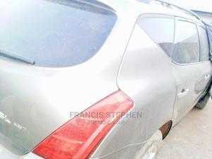 Nissan Murano 2006 SL Silver | Cars for sale in Abuja (FCT) State, Gwagwalada
