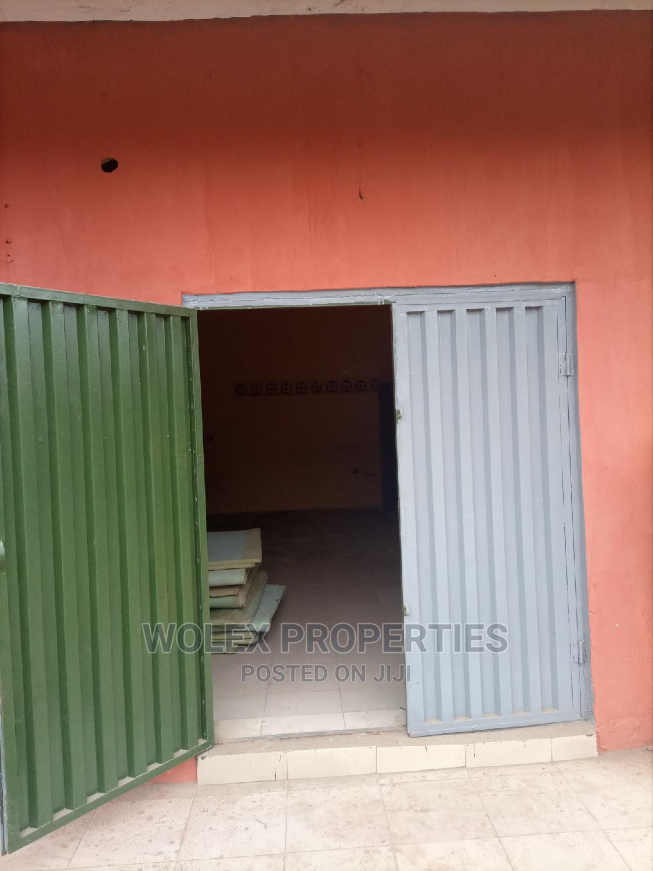 Archive: Spacious Shop Wt Toilet at Shasha Road, Akowonjo Egbeda