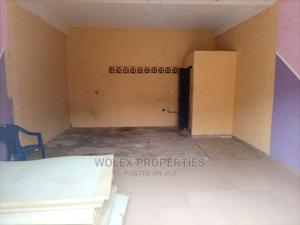 Spacious Shop Wt Toilet at Shasha Road, Akowonjo Egbeda   Commercial Property For Rent for sale in Lagos State, Alimosho