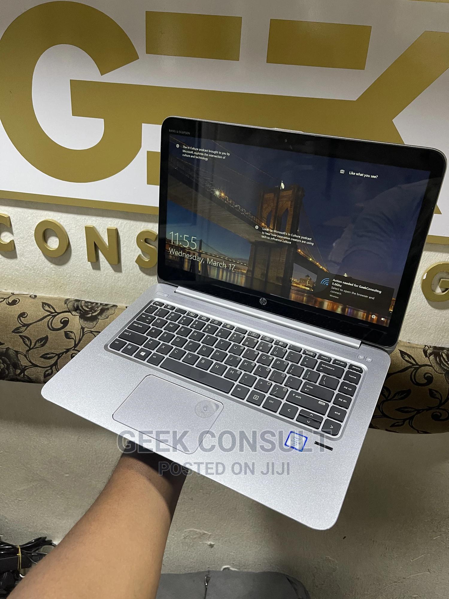 Laptop HP EliteBook 1040 G3 16GB Intel Core I5 SSD 256GB | Laptops & Computers for sale in Ikeja, Lagos State, Nigeria