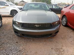 Ford Mustang 2010 V6 Gray | Cars for sale in Abuja (FCT) State, Kubwa