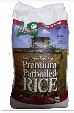 Par Excellence Premium Rice 45.36kg | Meals & Drinks for sale in Lagos State, Gbagada