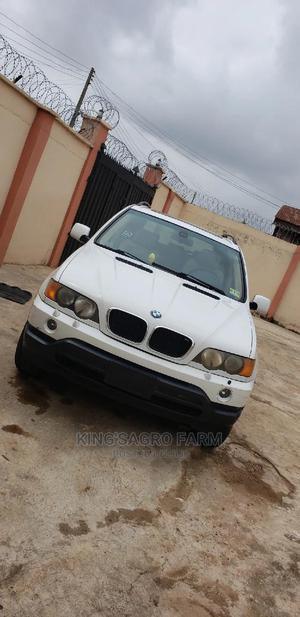 BMW X5 2003 3.0i White | Cars for sale in Oyo State, Ibadan