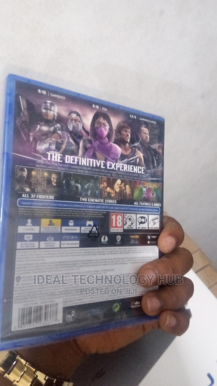 PS4 Mortal Kombat 11 Ultimate   Video Games for sale in Ikeja, Lagos State, Nigeria