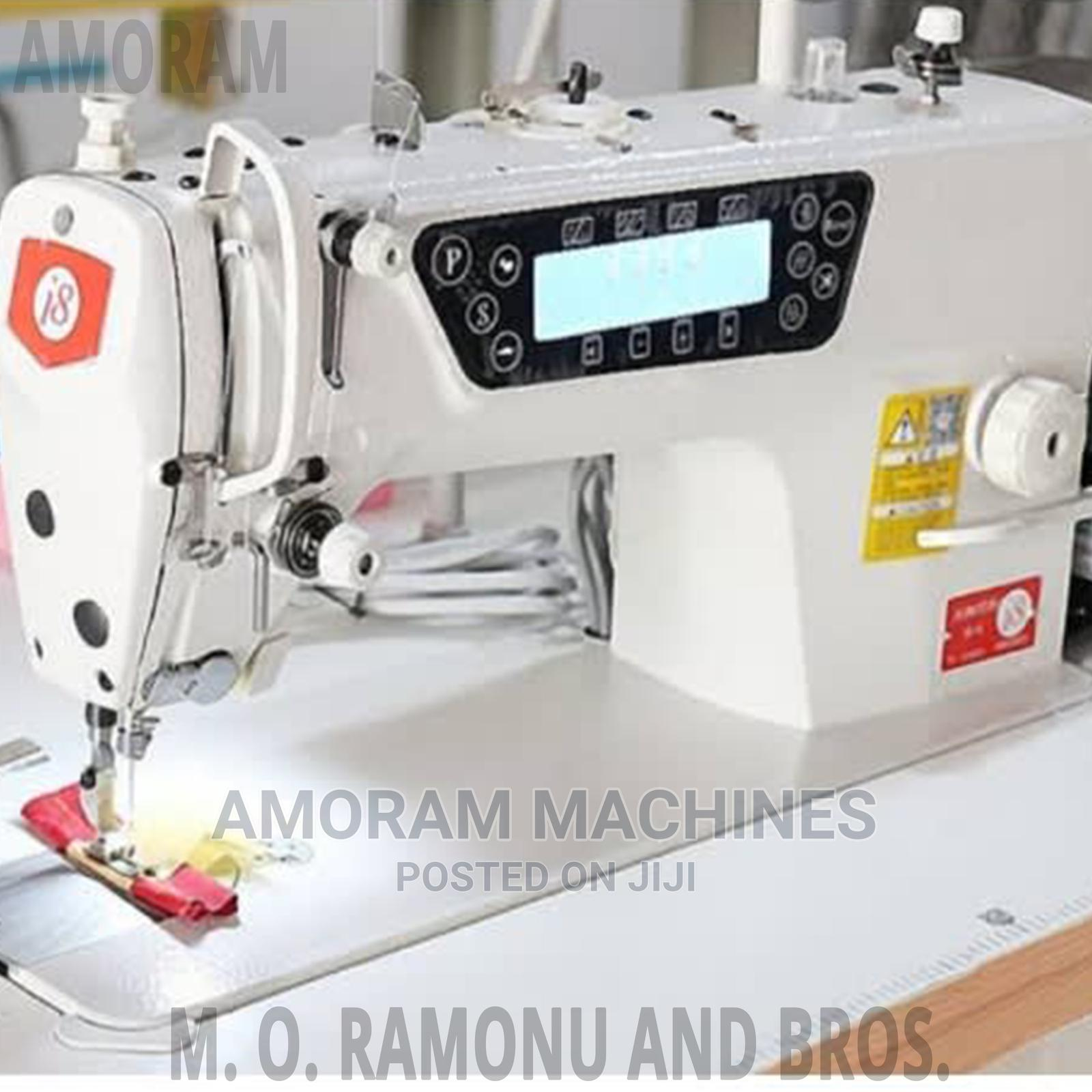 Original Direct Drive Industrial Sewing Machine