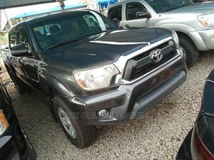 Toyota Tacoma 2015 Gray | Cars for sale in Abuja (FCT) State, Garki 2
