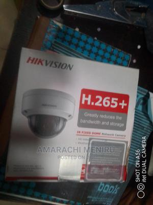 Hik Vision 2mp Dome Ip Camera | Security & Surveillance for sale in Lagos State, Ikeja