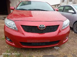 Toyota Corolla 2010 Red | Cars for sale in Oyo State, Oyo