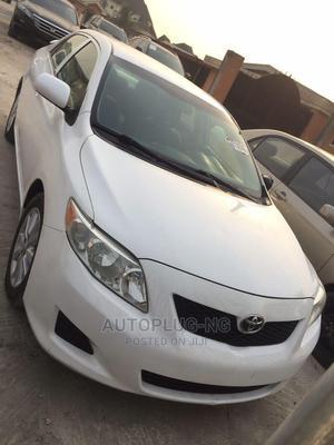 Toyota Corolla 2008 1.6 VVT-i White   Cars for sale in Lagos State, Lekki