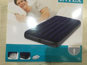 Intex Single Air Bed And Hospital Bed   Furniture for sale in Lagos State, Amuwo-Odofin